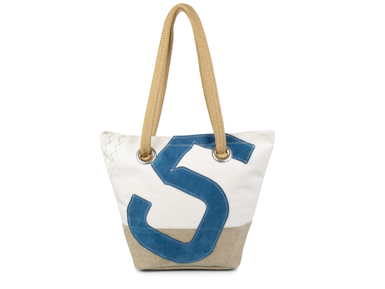 Recycled Sailcloth Shopping Bag