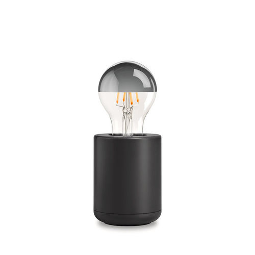 Table Led Lamp - Black -