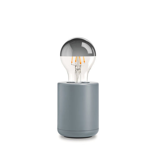 Table Led Lamp - Grey -