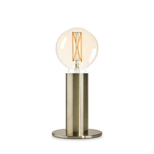 Table Led Lamp - Brass -