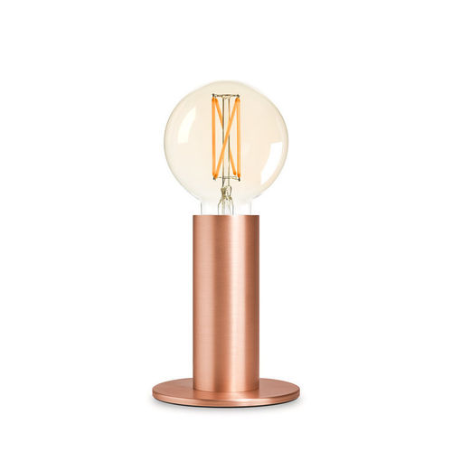 Table Led Lamp - Rose Gold -