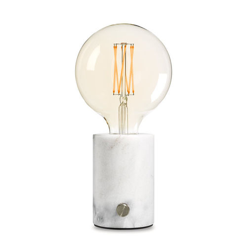 Table Led Lamp - White -