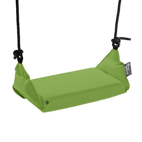 Soft Seat Marshmallow Swing - Lime -