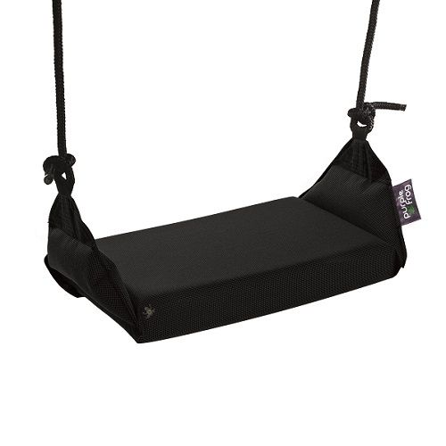 Soft Seat Marshmallow Swing - Black -