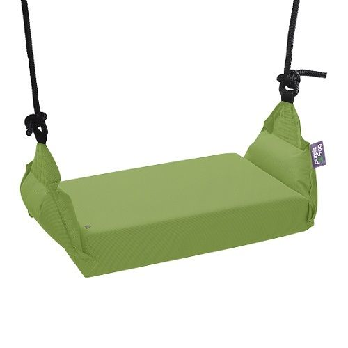Soft Seat Marshmallow Big Swing - Lime -