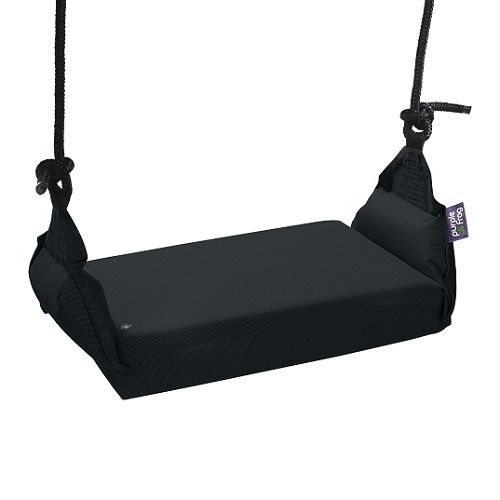 Soft Seat Marshmallow Big Swing - Black -