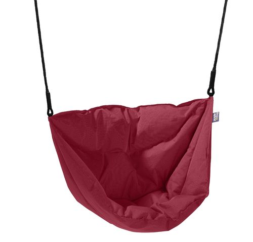 Soft and Cosy Seat Moonboat Swing - Pink -