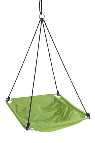 Balance Swing adjustable in 3 different positions- Lime -