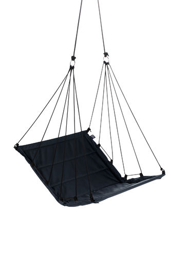 Big suspended chair Hang M High- Black -