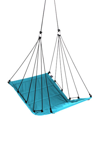 Big suspended chair Hang M High- Sky Blue -