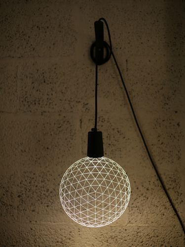 Lampada da parete a LED Optical illusion 3D - OPPO BALL -