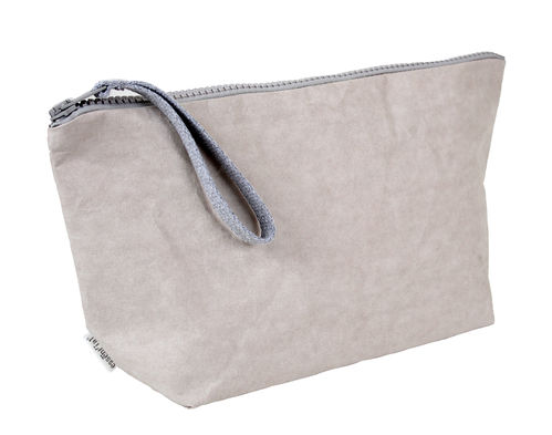 L size multi use pochette in cellulose fiber.