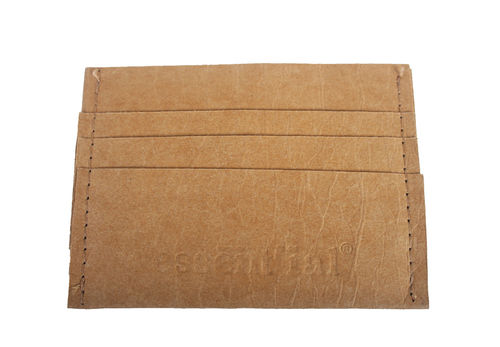 Cellulose fiber Credit Card Holder.