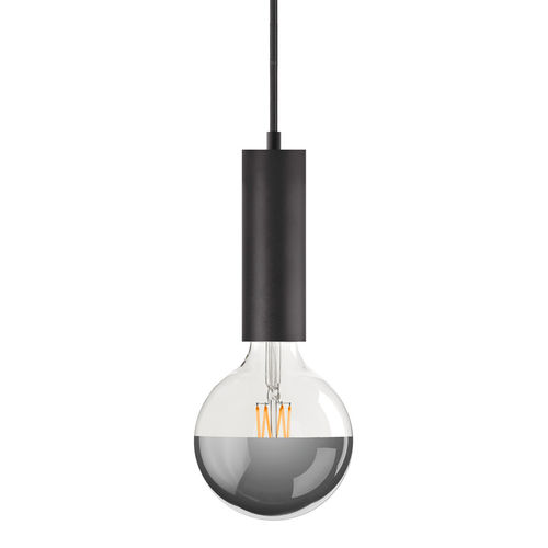 Pendant Led Lamp - Black -