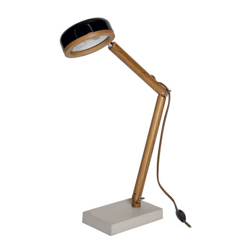 Table Led Lamp - Fashion Black -