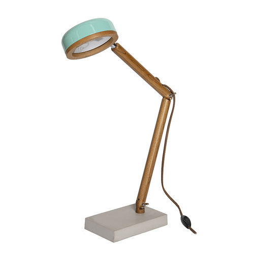 Table Led Lamp - Tiffany Green -
