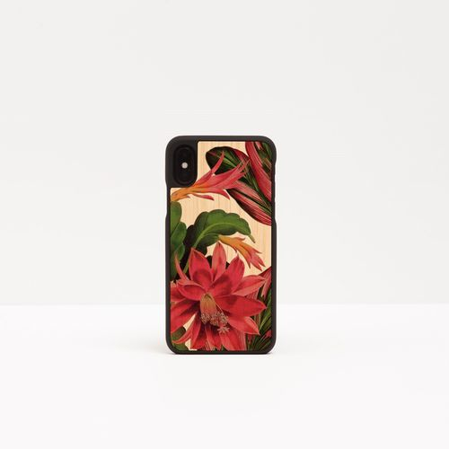 Wood Cover with floral pattern - HAWAY -