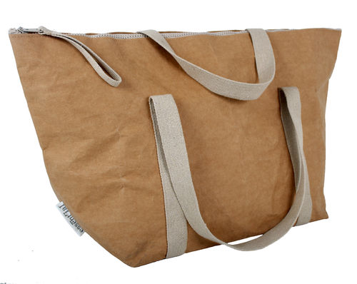 XXXL Big travel bag in cellulose fiber.