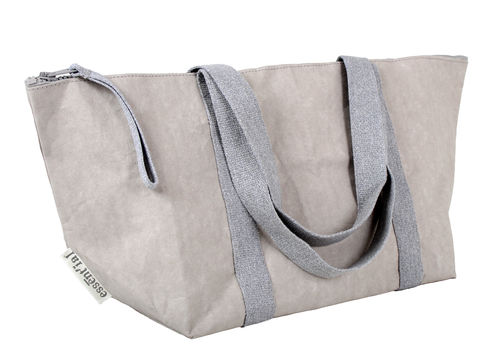 XXL Big travel bag in cellulose fiber.