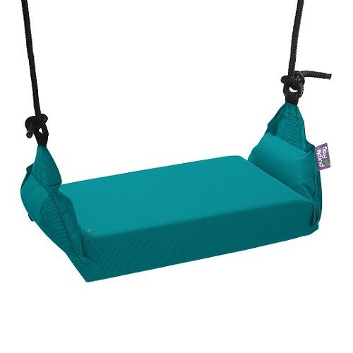 Soft Seat Marshmallow Big Swing - Aqua -