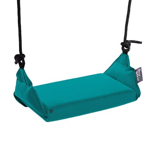 Soft Seat Marshmallow Swing - Aqua -
