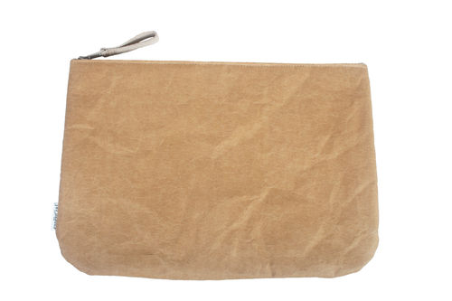 PC case in cellulose fiber - size 44 x 29,50 cms. -